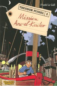 Theodor Pussel, Band 2, Carlsen Comics