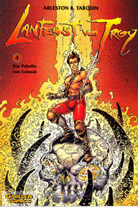 Lanfeust von Troy, Band 4, Carlsen Comics