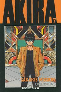 Akira, Band 7, Carlsen-Manga