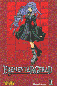 Erementar Gerad, Band 2, Carlsen-Manga