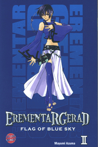 Erementar Gerad - Flag of the Blue Sky, Band 2, Carlsen-Manga