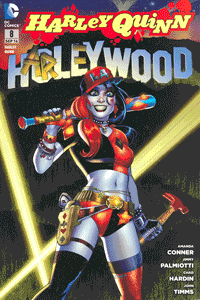 Harley Quinn, Band 8, DC/Panini Comics