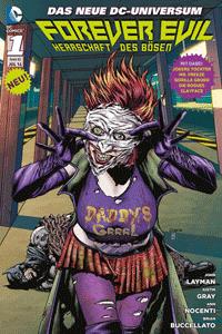 Forever Evil Sonderband, Band 1, DC/Panini Comics