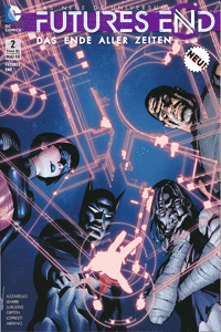 FUTURES END, Band 2, DC/Panini Comics