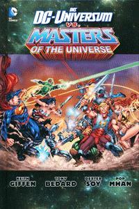 DAS DC-UNIVERSUM VS. DIE MASTERS OF THE UNIVERSE lim. Hardcover, Einzelband, DC/Panini Comics