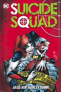 SUICIDE SQUAD: JAGD AUF HARLEY QUINN lim. Hardcover, Einzelband, DC/Panini Comics