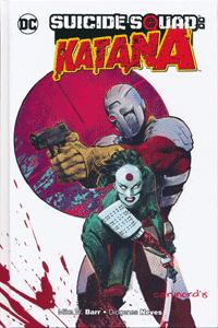 SUICIDE SQUAD: KATANA lim. Hardcover, Einzelband, DC/Panini Comics