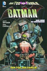 BATMAN PAPERBACK lim. Hardcover, Band 3, DC/Panini Comics