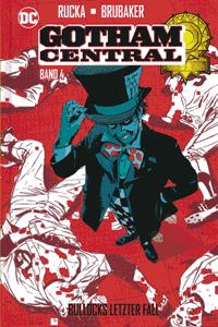 GOTHAM CENTRAL lim. Hardcover, Band 4, DC/Panini Comics