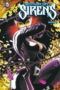GOTHAM CITY SIRENS lim. Hardcover, Band 3, Marvel/Panini Comics