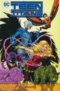 TEEN TITANS MEGABAND, Band 1, DC/Panini Comics