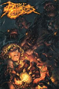 Battle Chasers: Werwolf Edition , Einzelband, Cross Cult