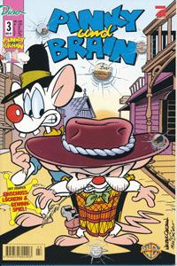 Pinky und Brain, Band 3, Panini Comics