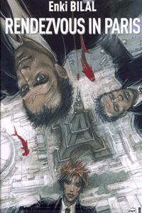 Bilal Trilogie - Rendezvous in Paris, Band 3, Ehapa Comic Collection