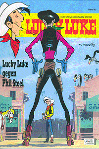 Lucky Luke, Band 83, Ehapa Comic Collection