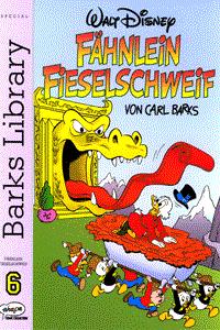 F�hnlein Fieselschweif, Band 6, Ehapa Comic Collection