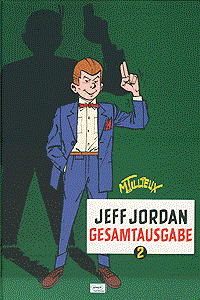 Jeff Jordan - Gesamtausgabe, Band 2, Ehapa Comic Collection