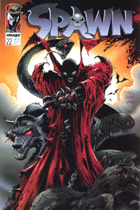 Spawn, Band 22, Infinity