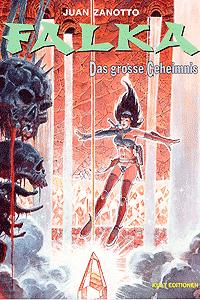 Falka, Band 3, Kult Editionen
