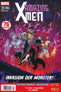 Amazing X-Men, Band 4, Marvel/Panini Comics