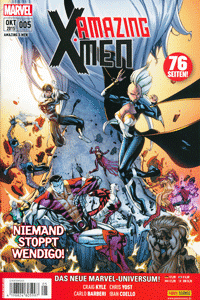 Amazing X-Men, Band 5, Marvel/Panini Comics