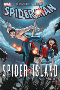 SPIDER-MAN: SPIDER-ISLAND lim. Hardcover, Band 2, Marvel/Panini Comics