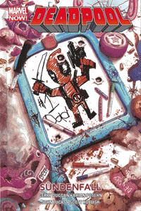 MARVEL NOW! PAPERBACK: DEADPOOL lim. HARDCOVER, Band 6, Panini Comics