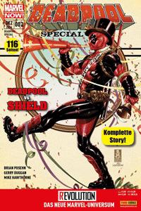 Deadpool Special, Band 2, Marvel/Panini Comics
