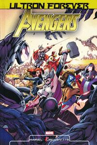 MARVEL EXKLUSIV 118 | AVENGERS - ULTRON FOREVER lim. Hardcover , Einzelband, Marvel/Panini Comics