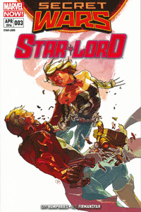 STAR-LORD, Band 3, Marvel/Panini Comics