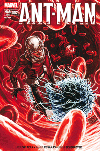 ANT-MAN SONDERBAND, Band 2, Marvel/Panini Comics