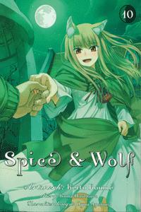 Spice & Wolf, Band 10, Planet Manga