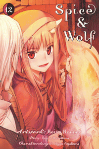 Spice & Wolf, Band 12, Planet Manga