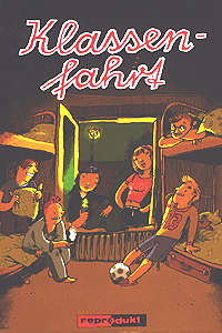 Klassenfahrt, Einzelband, Reprodukt Comics