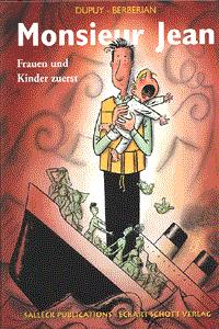 MONSIEUR JEAN, Band 3, Reprodukt Comics
