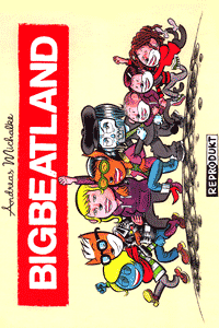 Bigbeatland, Band 1, Reprodukt Comics