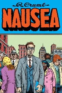 Robert Crumb 1 - NAUSEA, Einzelband, Reprodukt Comics