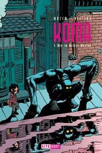 KOMA, Band 3, Reprodukt Comics