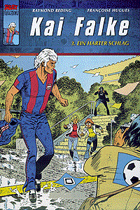 Fussball Comics, Comicshop Comicriese, Kai Falke, Salleck Publications