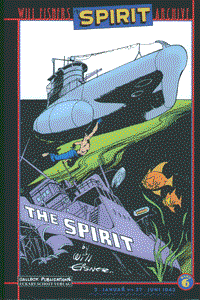 Spirit Archive, Band 6, Salleck Publications