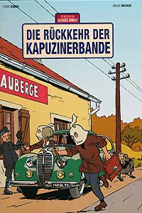 Die Abenteuer von Jacques Gibrat, Band 2, Salleck Publications