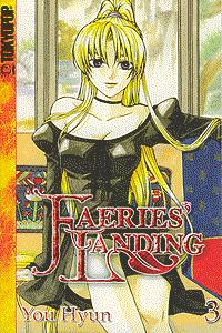 Faeries Landing, Band 3, Tokyopop