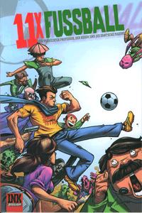 Fussball Comics, Comicshop Comicriese, 11x Fussball, Inkplosion
