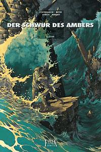 Der Schwur des Ambers, Band 5, Finix Comics