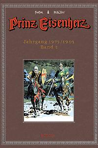 Prinz Eisenherz - Farbausgabe (Foster & Murphy), Band 5, Bocola Verlag