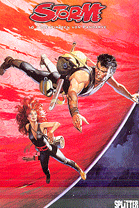 Storm, Band 10, Splitter Comics