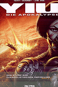 YIU - Die Apokalypse, Band 5, Splitter Comics