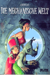 Die mechanische Welt, Einzelband, Splitter Comics