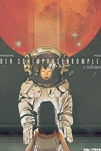 Der Schimpansenkomplex, Band 3, Splitter Comics