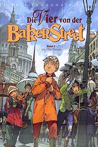 Die Vier von der Baker Street, Band 2, Splitter Comics